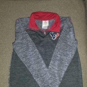 Texans boys long sleeved shirt s